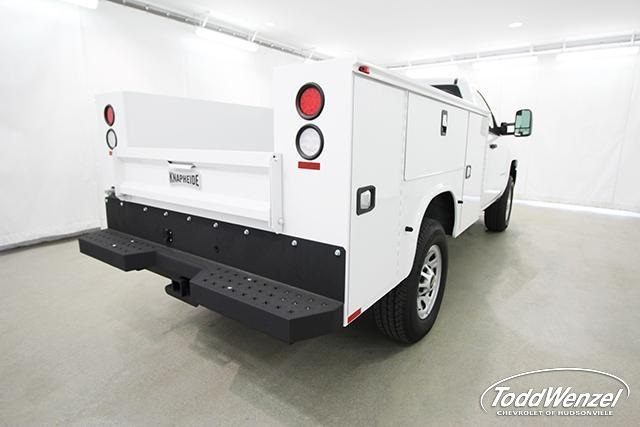 2017 Silverado 2500 Regular Cab 4x4,  Knapheide Standard Service Body #SH72262 - photo 2
