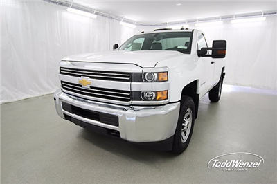 2017 Silverado 2500 Regular Cab 4x4, Pickup #SH72262 - photo 5