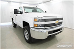 2017 Silverado 2500 Regular Cab 4x4,  Knapheide Standard Service Body #SH72262 - photo 4