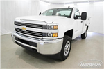 2017 Silverado 2500 Regular Cab 4x4,  Knapheide Standard Service Body #SH72262 - photo 6