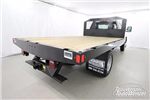 2017 Silverado 3500 Regular Cab DRW 4x4,  Monroe Work-A-Hauler II Platform Body #SH72269 - photo 2
