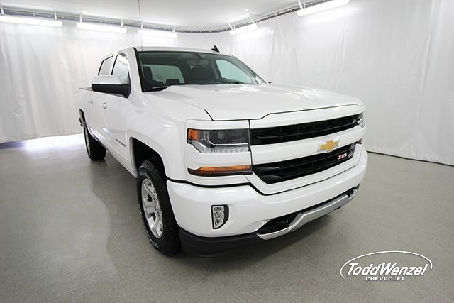 2017 Silverado 1500 Crew Cab 4x4 Pickup #SH72297 - photo 3