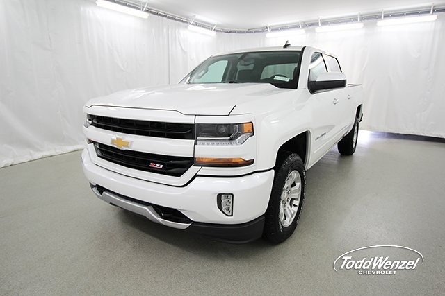 2017 Silverado 1500 Crew Cab 4x4 Pickup #SH72297 - photo 5