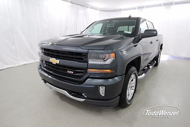 2017 Silverado 1500 Crew Cab 4x4 Pickup #SH72318 - photo 5