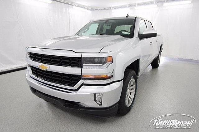 2017 Silverado 1500 Crew Cab 4x4, Pickup #SH72330 - photo 5
