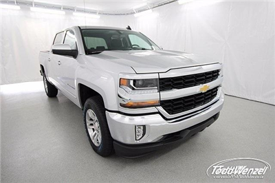2017 Silverado 1500 Crew Cab 4x4, Pickup #SH72330 - photo 3