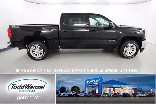 2017 Silverado 1500 Crew Cab 4x4 Pickup #SH72409 - photo 1
