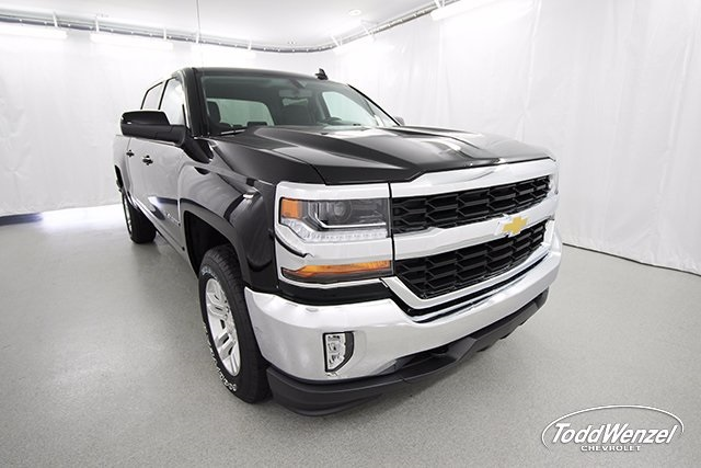 2017 Silverado 1500 Crew Cab 4x4 Pickup #SH72409 - photo 3