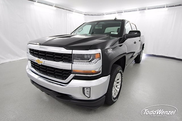 2017 Silverado 1500 Crew Cab 4x4 Pickup #SH72409 - photo 5