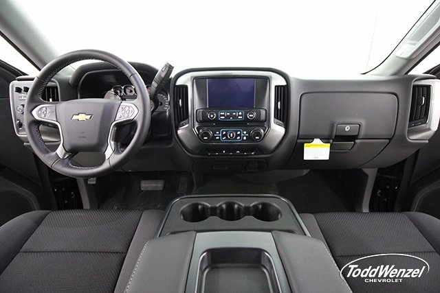 2017 Silverado 1500 Crew Cab 4x4, Pickup #SH72409 - photo 9