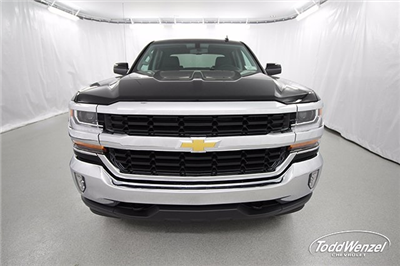 2017 Silverado 1500 Crew Cab 4x4, Pickup #SH72409 - photo 4