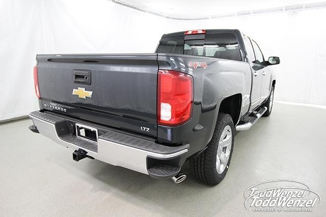 2018 Silverado 1500 Double Cab 4x4, Pickup #SH80364 - photo 2