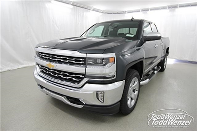 2018 Silverado 1500 Double Cab 4x4, Pickup #SH80364 - photo 5