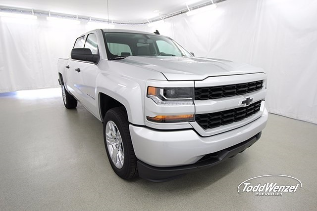 2018 Silverado 1500 Crew Cab 4x4 Pickup #SH80475 - photo 3