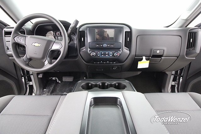 2018 Silverado 1500 Crew Cab 4x4 Pickup #SH80475 - photo 9