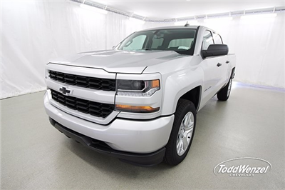 2018 Silverado 1500 Crew Cab 4x4 Pickup #SH80475 - photo 5