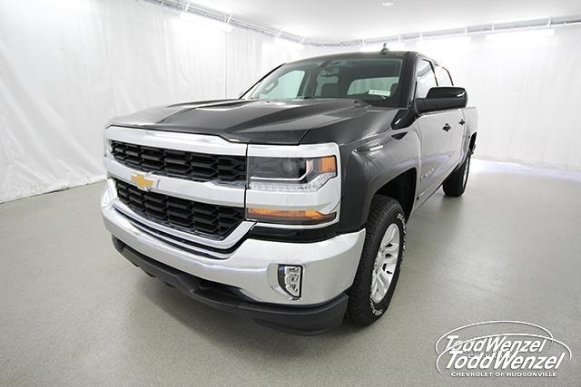 2018 Silverado 1500 Crew Cab 4x4, Pickup #SH80484 - photo 5
