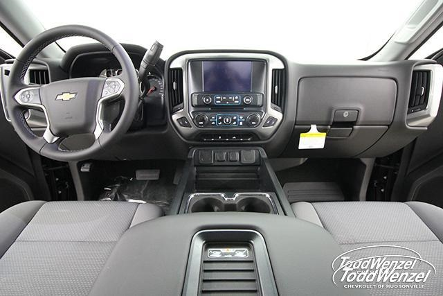 2018 Silverado 1500 Crew Cab 4x4, Pickup #SH80484 - photo 13