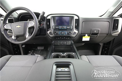 2018 Silverado 1500 Crew Cab 4x4, Pickup #SH80484 - photo 12