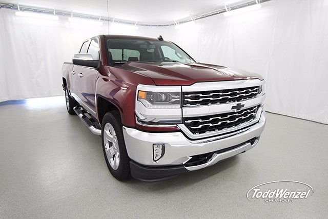 2018 Silverado 1500 Extended Cab 4x4 Pickup #SH80514 - photo 3