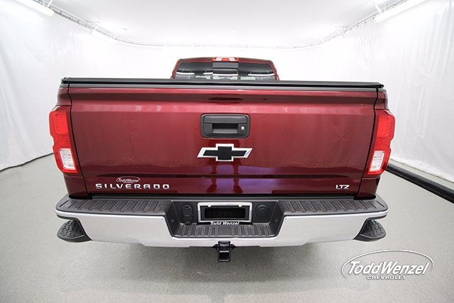 2018 Silverado 1500 Extended Cab 4x4 Pickup #SH80514 - photo 7