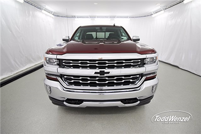 2018 Silverado 1500 Extended Cab 4x4 Pickup #SH80514 - photo 4