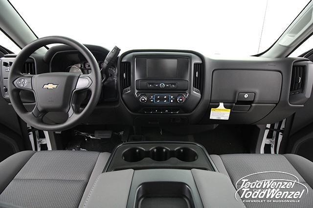 2018 Silverado 1500 Crew Cab 4x4, Pickup #SH80517 - photo 10