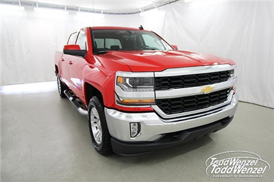 2018 Silverado 1500 Crew Cab 4x4, Pickup #SH80517 - photo 3