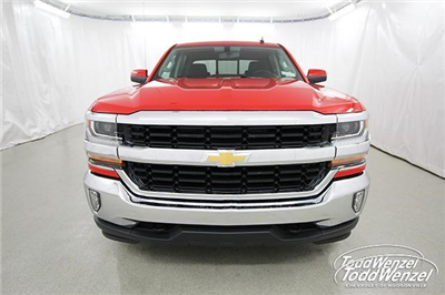 2018 Silverado 1500 Crew Cab 4x4, Pickup #SH80517 - photo 4
