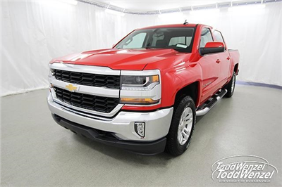 2018 Silverado 1500 Crew Cab 4x4, Pickup #SH80517 - photo 5