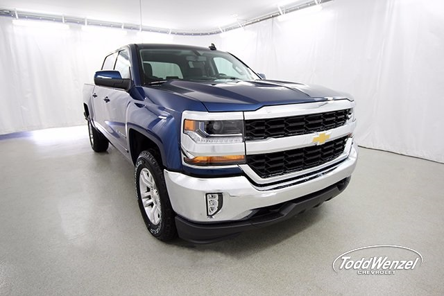 2018 Silverado 1500 Crew Cab 4x4 Pickup #SH80518 - photo 3