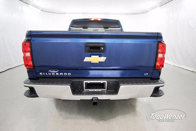 2018 Silverado 1500 Crew Cab 4x4 Pickup #SH80518 - photo 7