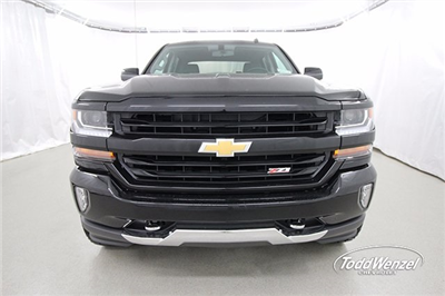 2018 Silverado 1500 Crew Cab 4x4 Pickup #SH80525 - photo 4