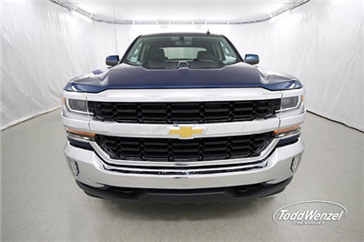2018 Silverado 1500 Crew Cab 4x4 Pickup #SH80529 - photo 4