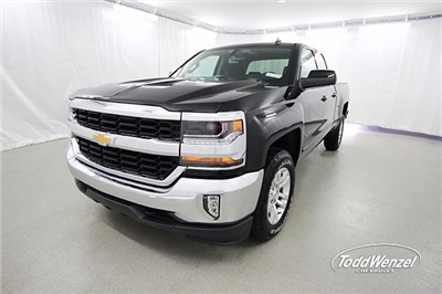 2018 Silverado 1500 Extended Cab 4x4 Pickup #SH80538 - photo 5