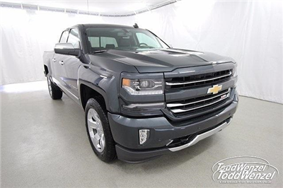 2018 Silverado 1500 Double Cab 4x4,  Pickup #SH80566 - photo 3