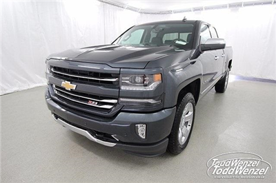 2018 Silverado 1500 Double Cab 4x4,  Pickup #SH80566 - photo 5