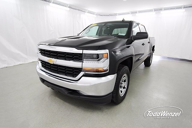 2018 Silverado 1500 Crew Cab 4x4 Pickup #SH80590 - photo 5
