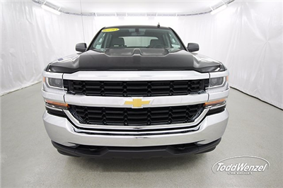2018 Silverado 1500 Crew Cab 4x4 Pickup #SH80590 - photo 4