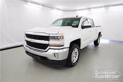 2018 Silverado 1500 Crew Cab 4x4, Pickup #SH80592 - photo 5