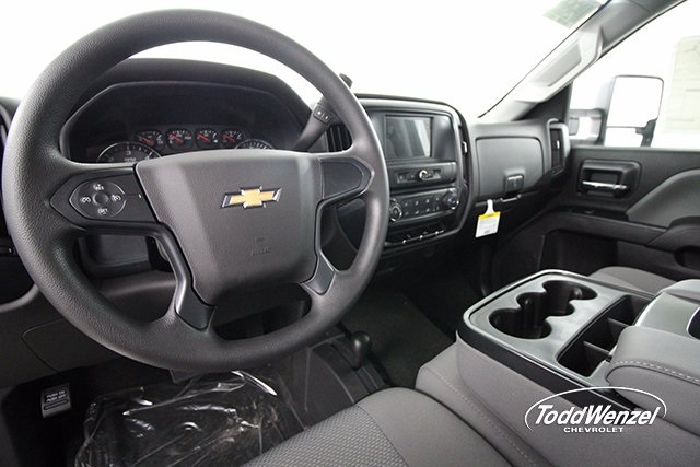 2018 Silverado 2500 Crew Cab 4x4 Pickup #SH80600 - photo 17