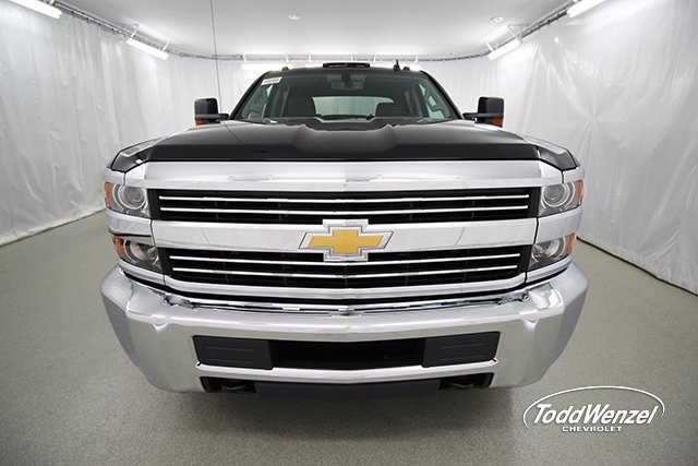 2018 Silverado 2500 Crew Cab 4x4 Pickup #SH80600 - photo 4