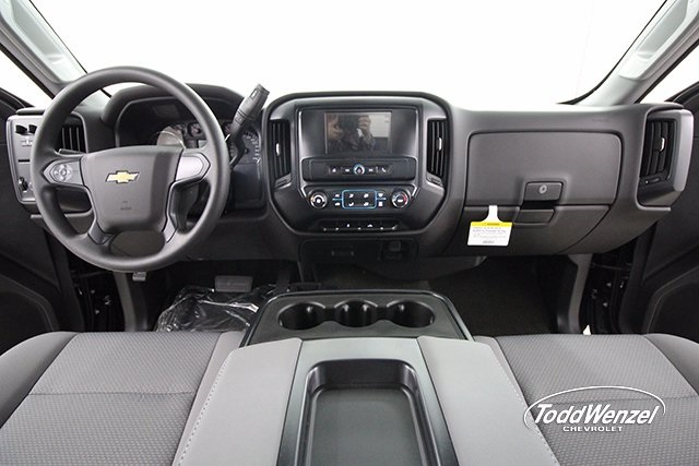 2018 Silverado 2500 Crew Cab 4x4 Pickup #SH80600 - photo 9