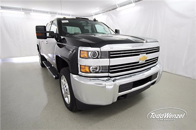 2018 Silverado 2500 Crew Cab 4x4 Pickup #SH80600 - photo 3