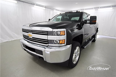 2018 Silverado 2500 Crew Cab 4x4 Pickup #SH80600 - photo 5