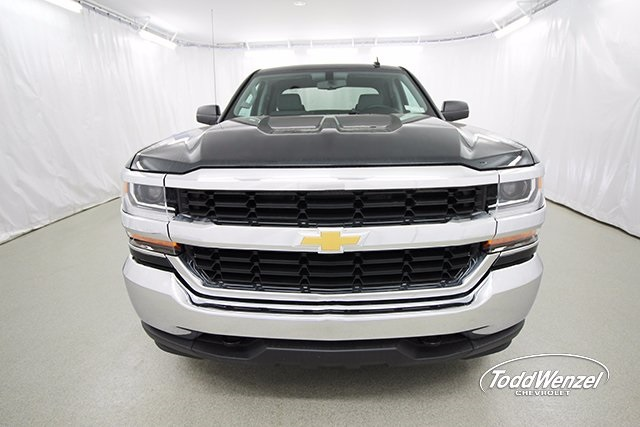 2018 Silverado 1500 Extended Cab 4x4 Pickup #SH80619 - photo 3