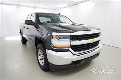 2018 Silverado 1500 Extended Cab 4x4 Pickup #SH80619 - photo 2