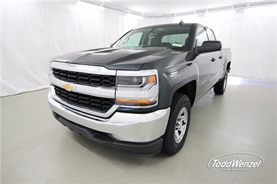 2018 Silverado 1500 Extended Cab 4x4 Pickup #SH80619 - photo 4