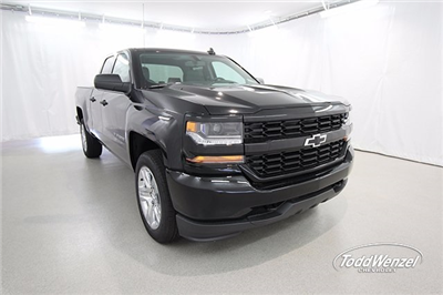 2018 Silverado 1500 Extended Cab 4x4 Pickup #SH80645 - photo 3