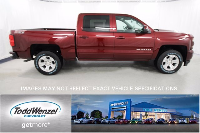 2018 Silverado 1500 Crew Cab 4x4 Pickup #SH80666 - photo 1